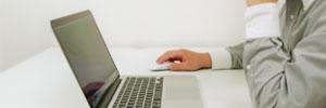 電子定款認証代行サービスのイメージ
